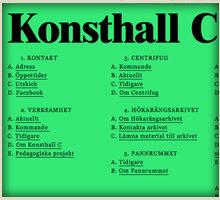 Konsthall C – Hökarängens Dag den 28:e Maj
