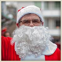 Bilder från Julmarknaden
